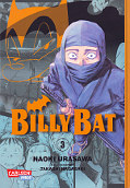 Frontcover Billy Bat 3