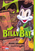 Frontcover Billy Bat 4