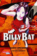 Frontcover Billy Bat 7