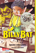 Frontcover Billy Bat 8