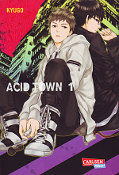 Frontcover Acid Town 1