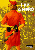 Frontcover I Am a Hero   8