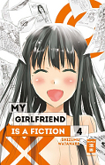 Frontcover My Girlfriend is a Fiction 4