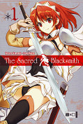 Frontcover The Sacred Blacksmith 1