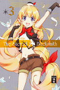 Frontcover The Sacred Blacksmith 3