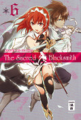 Frontcover The Sacred Blacksmith 6