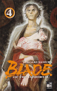 Frontcover Blade of the Immortal 4