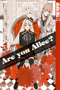 Frontcover Are you Alice? 6