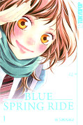 Frontcover Blue Spring Ride 1