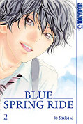 Frontcover Blue Spring Ride 2