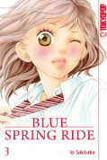 Frontcover Blue Spring Ride 3