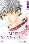 Frontcover Blue Spring Ride 4