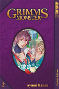 Frontcover Grimms Monster 2