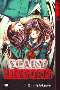 Frontcover Scary Lessons 10