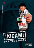 Frontcover Ikigami – Der Todesbote 10