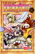 Frontcover Fairy Tail 32