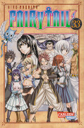 Frontcover Fairy Tail 33