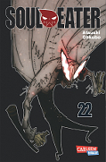 Frontcover Soul Eater 22