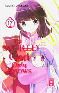 Frontcover The World God only knows 17