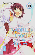 Frontcover The World God only knows 18