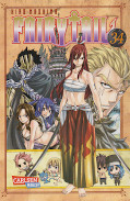 Frontcover Fairy Tail 34