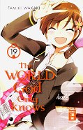 Frontcover The World God only knows 19