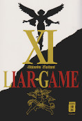 Frontcover Liar Game 11