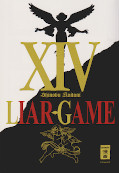 Frontcover Liar Game 14