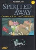 Frontcover Spirited Away - Anime Comic 1