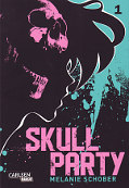 Frontcover Skull Party 1