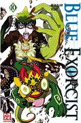 Frontcover Blue Exorcist 10