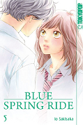 Frontcover Blue Spring Ride 5