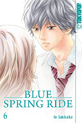 Frontcover Blue Spring Ride 6