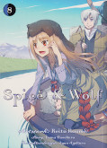 Frontcover Spice & Wolf 8