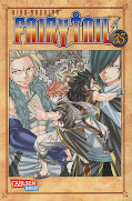 Frontcover Fairy Tail 35