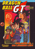 Frontcover Dragon Ball GT - Anime Comic 1