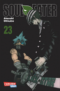 Frontcover Soul Eater 23