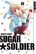 Frontcover Sugar ✱ Soldier 3