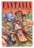 Frontcover Fairy Tail Illustrations 1
