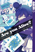 Frontcover Are you Alice? 7