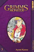 Frontcover Grimms Monster 3