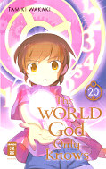 Frontcover The World God only knows 20