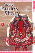 Frontcover Young Bride's Story 5