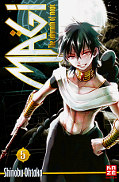 Frontcover Magi - The Labyrinth of Magic 5