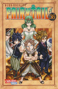 Frontcover Fairy Tail 36