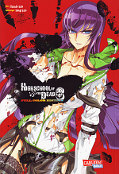 Frontcover Highschool of the Dead Full Color Edition 6