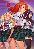 Frontcover Bloody Maiden 2
