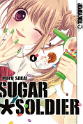 Frontcover Sugar ✱ Soldier 4