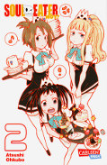 Frontcover Soul Eater Not! 2