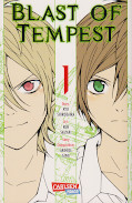 Frontcover Blast of Tempest 1